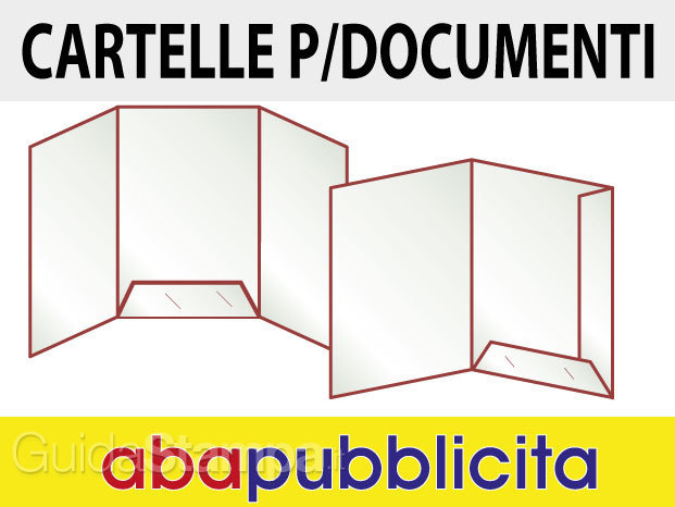Cartelle porta documenti